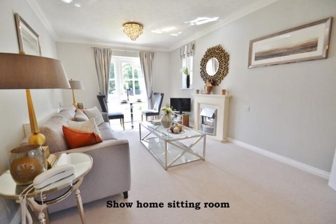 Show home sitting ro