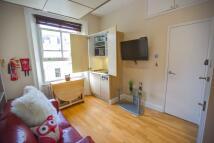 Studio flat to rent in CLANRICARDE GARDENS...