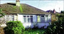 Semi-Detached Bungalow in 5 Bywood Avenue, Croydon...