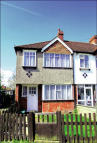 Terraced home for sale in 250 Stanford Road...