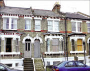 Terraced home for sale in 43 Irving Road...