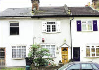 1 bed Terraced house in 32 Canbury Park Road...