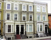 Terraced home in 180 Finborough Road...
