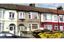Terraced house in 44 Eustace Road...