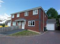 semi detached home to rent in 5 Crossley Close...