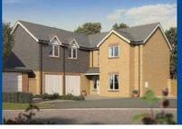 5 bed new property in St Leonards, Newton Abbot