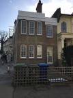 Studio flat in Glengall Road, London...