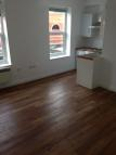 Studio apartment in Farringdon Road, London...