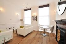 1 bed house in Earlham Street...