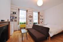 Studio flat to rent in Marshall Street, Soho...