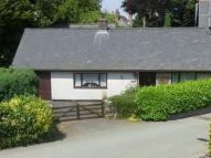 Detached Bungalow in Glofer Llanuwchllyn...