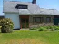 Detached house for sale in Tros y Garreg...