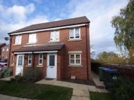 3 bed semi detached house in Brodie Close, RUGBY...