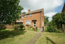 3 bedroom semi detached home for sale in Ashby Road, Braunston...