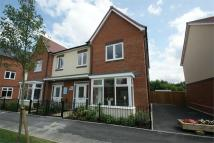 new property in Edison Drive, Rugby...