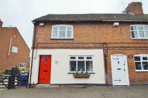 Cottage in Broad Street, Brinklow...