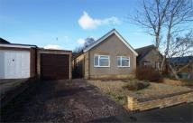 Detached Bungalow in Boswell Road, RUGBY...