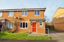 semi detached property in Morris Close, Newbold...