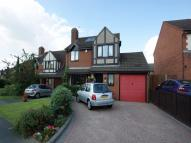 Detached property in Buchanan Road, RUGBY...