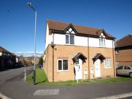 1 bed semi detached property for sale in Chicory Drive...