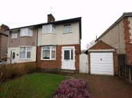 3 bed semi detached house in Percival Road...