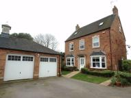 5 bed Detached house in Rectory Close, Swinford...