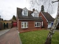Chalet in Carlton Road, Bilton...