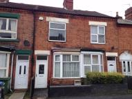 Terraced home to rent in Abbey Street, RUGBY...