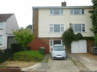 semi detached home for sale in Fflorens Road, Newbridge...