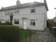 semi detached home in Llwyn-On Crescent...