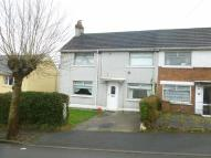 3 bed semi detached property in Elidyr Road, Newbridge...