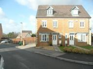 4 bed semi detached property in Brook Rise, Oakdale...