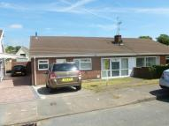 3 bedroom Semi-Detached Bungalow in OAKS END CLOSE, Hengoed...