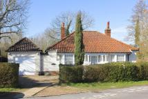 Detached Bungalow in Bawburgh, Norwich, NR9
