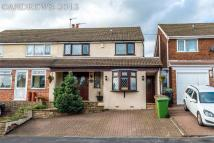 4 bed semi detached home in Nevison Grove...