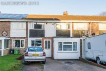 Terraced home for sale in Brabham Crescent...