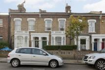 Terraced home in Plimsoll Road, Highbury...