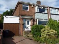 semi detached property in Vicarage Crescent...