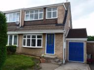 3 bed semi detached house for sale in Ribble Croft, Chapeltown...