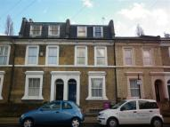 Terraced house in Alderney Road...