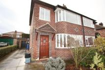 semi detached property in Bernard Avenue, Appleton...