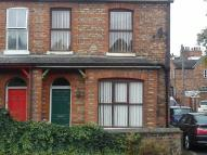 Elm Tree Road End of Terrace house to rent