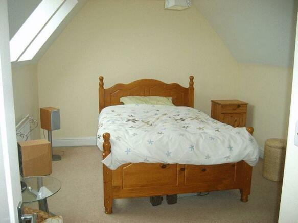 Bedroom 2 - Second