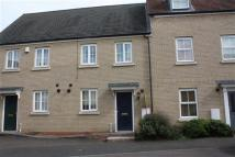 Terraced house in Christie Drive...