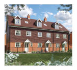3 bed new home in Off Sandy Lane...