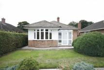 Detached Bungalow for sale in Stanneylands Drive...