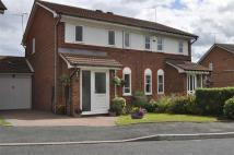 3 bed semi detached property for sale in Grosvenor Close...