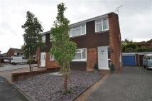 3 bed semi detached house in Belfry Road...