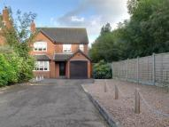 4 bed Detached property in Dugard Way, Droitwich Spa