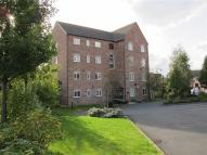 Flat in Mill Court, Droitwich...